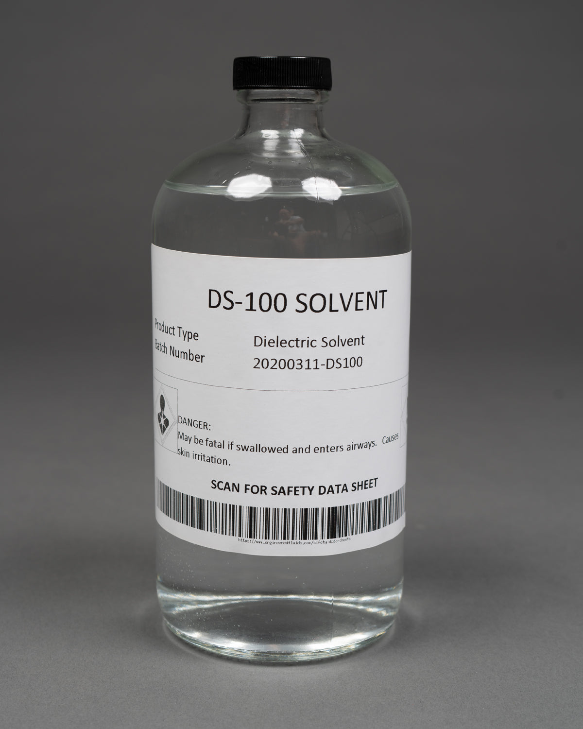Good Afternoon, Would we be able to get this product in 55 gallon drums?-Dielectric Solvent DS-100