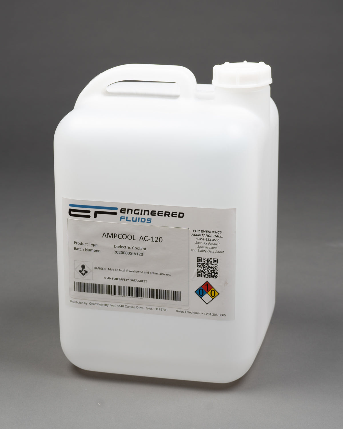 AmpCool® AC-120 Dielectric Coolant Questions & Answers