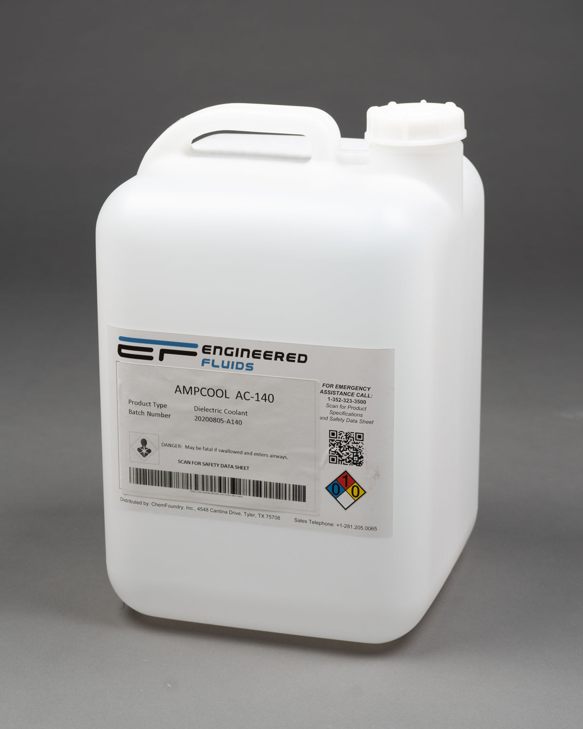 AmpCool® AC-140 Dielectric Coolant