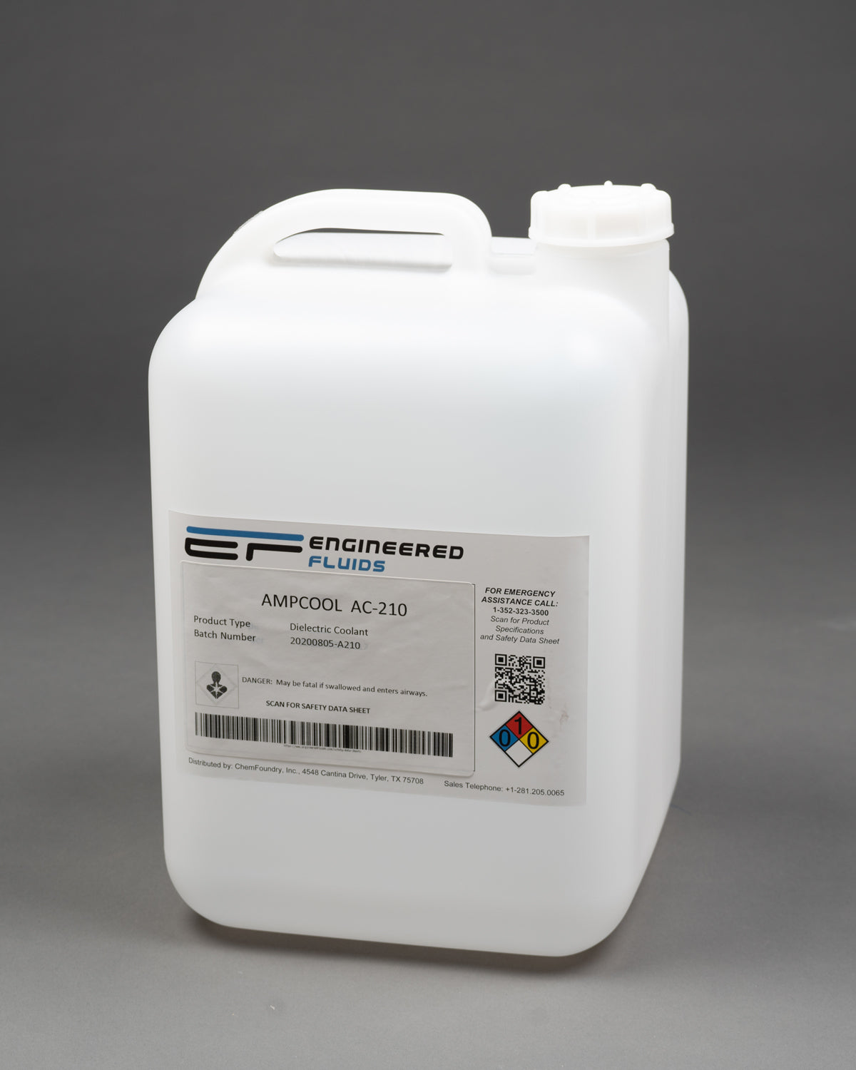 AmpCool® AC-210 Dielectric Coolant & Lubricant Questions & Answers