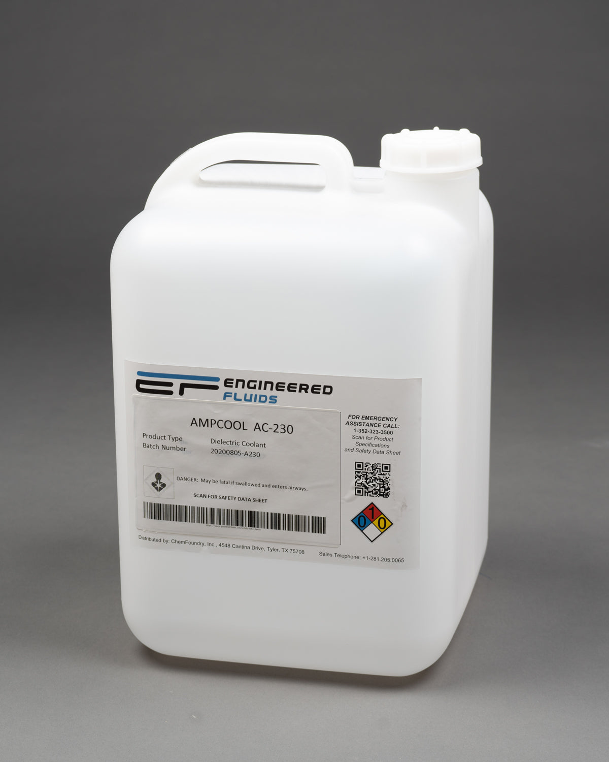 AmpCool® AC-230 Dielectric Coolant & Lubricant Questions & Answers